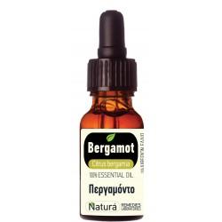 Bergamot (Citrus bergamia) 5 mL
