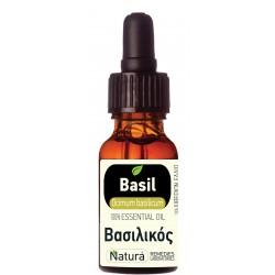 Basil  (Ocimum basilicum) 5 mL