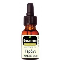 Geranium Bourbon (Pelargonium graveolens) 5 mL