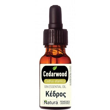 Cedarwood (Cedrus atlantica) 5 mL