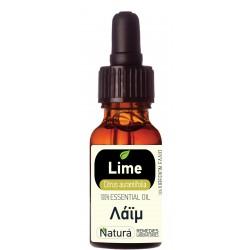Lime (Citrus aurantifolia) 5 mL